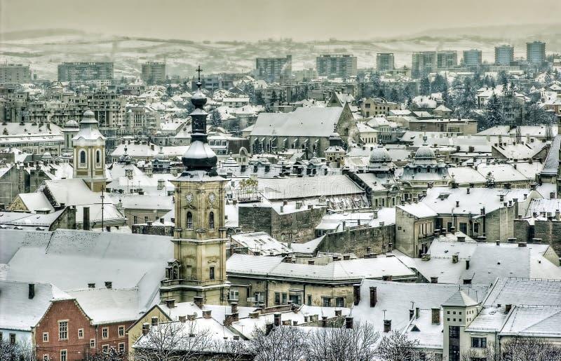 Cluj Napoca imagem de stock
