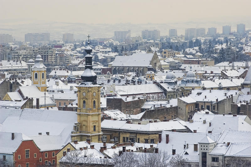 Download Cluj Napoca stock image. Image of city, church, buildings - 20334401