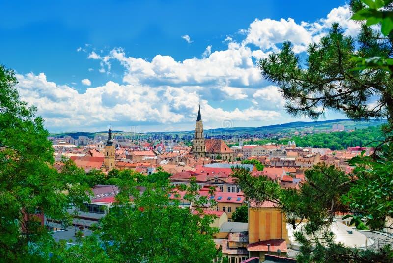 Cluj-Napoca fotografie stock