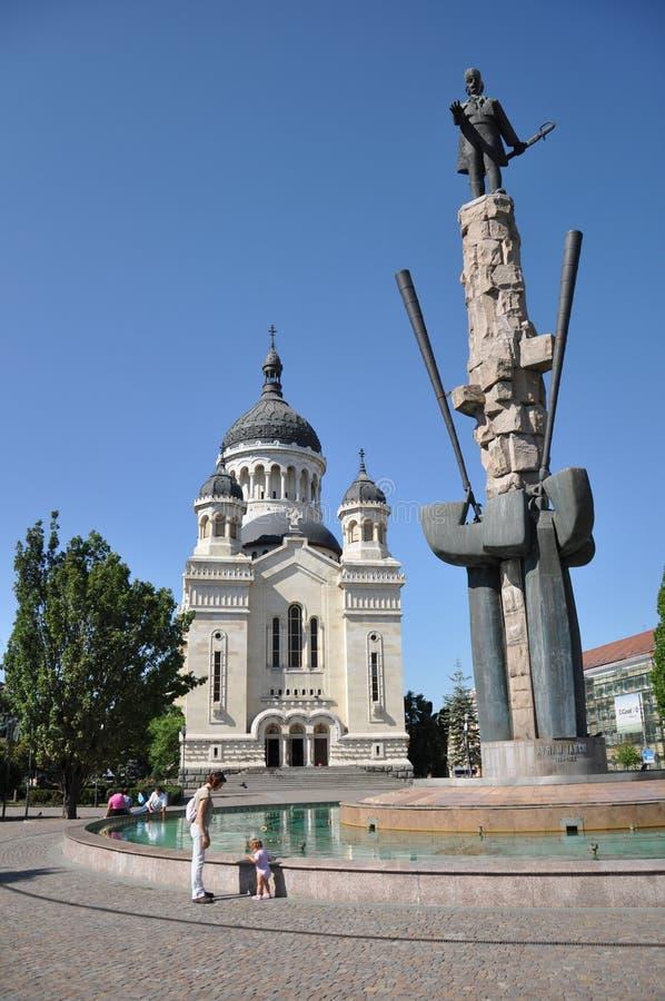 Cluj Napoca photographie stock libre de droits