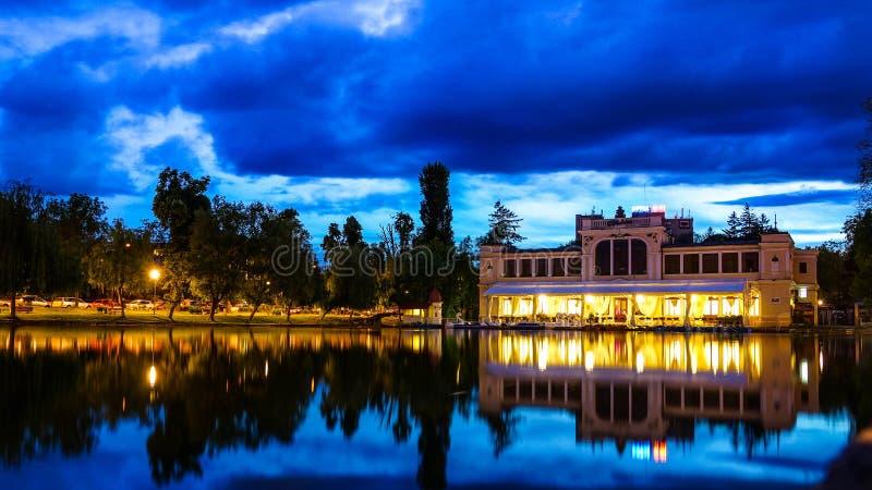 Cluj-Napoca Central Park стоковые изображения