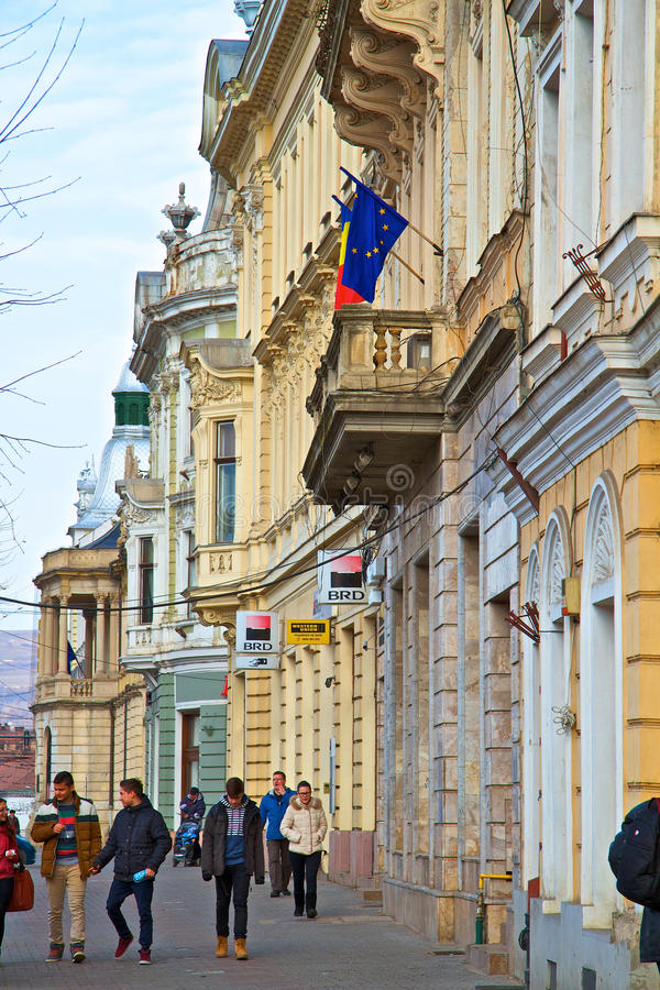 Download Cluj-Napoca city editorial photo. Image of roof, travel - 29534601