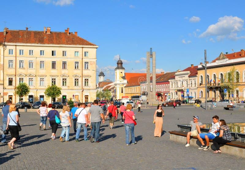 Cluj Napoca, Romania foto de stock
