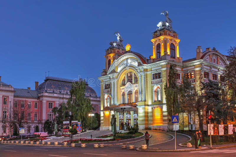 Cluj Napoca, Romania foto de stock royalty free