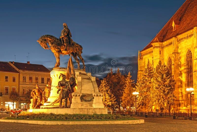 Cluj-Napoca, Rumänien royaltyfria bilder