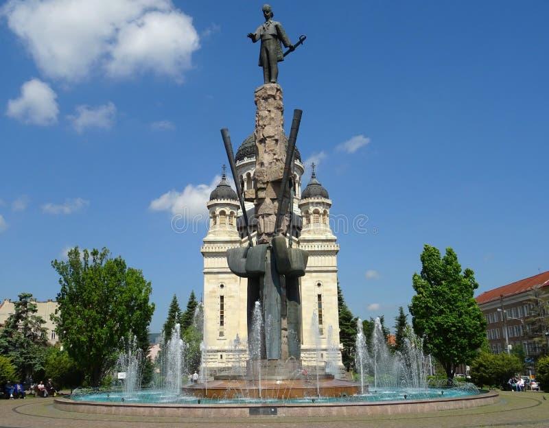 Cluj-napoca transylvania, romania stock photo