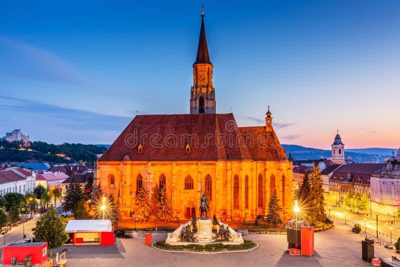 Cluj, Roumanie image libre de droits