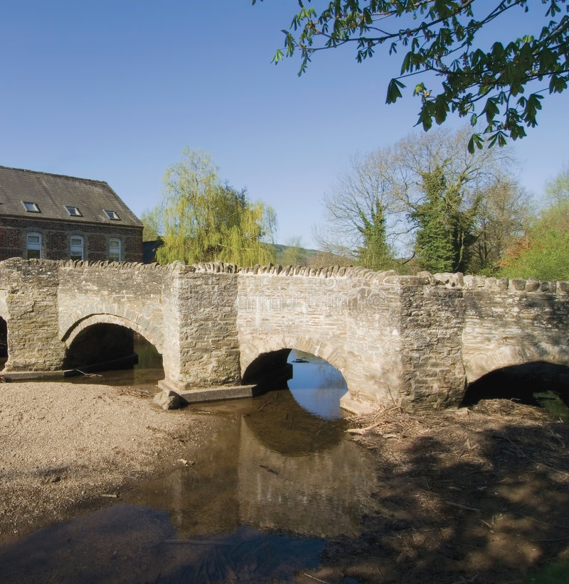 Download Clun stock photo. Image of england, bridges, architecture - 4941556