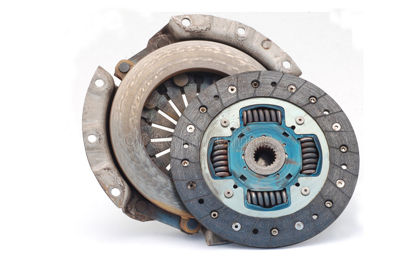 Clutch assembly royalty free stock photos