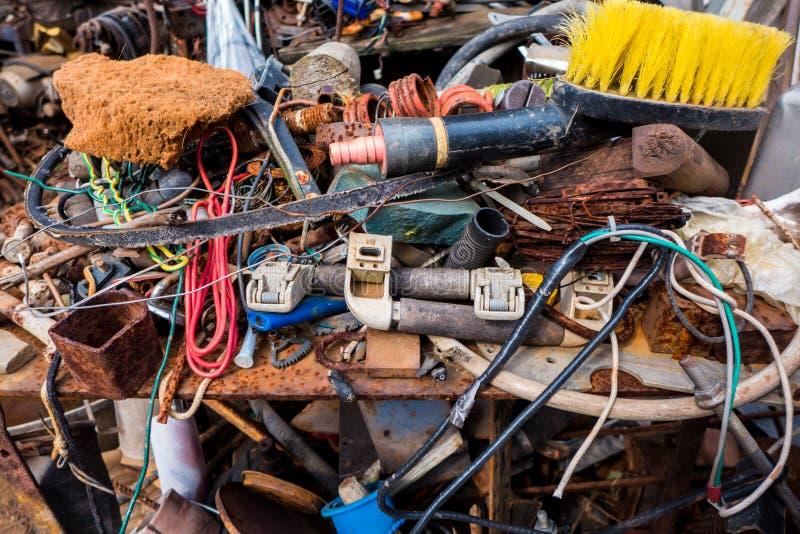 clutter стоковая фотография rf