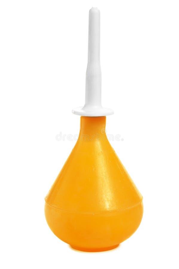 Clyster jaune photos stock