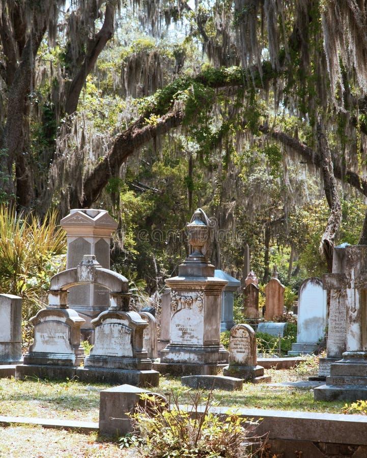 cmentarz historyczny zdjęcia royalty free
