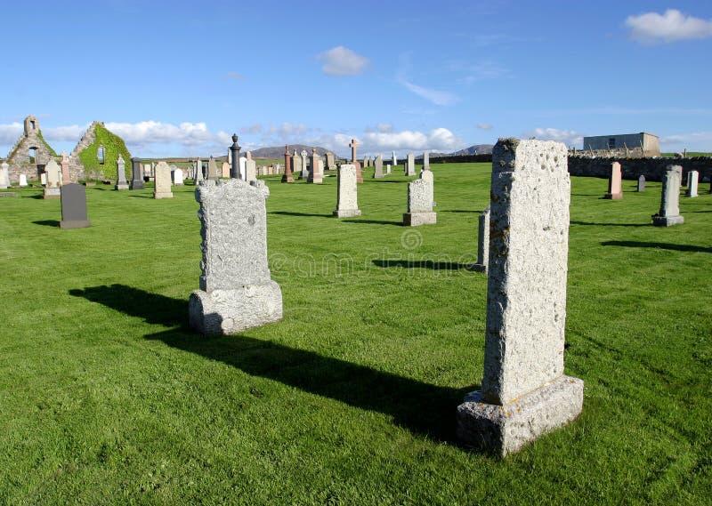 Download Cmentarz Scotland zdjęcie stock. Obraz złożonej z greenbacks - 49526