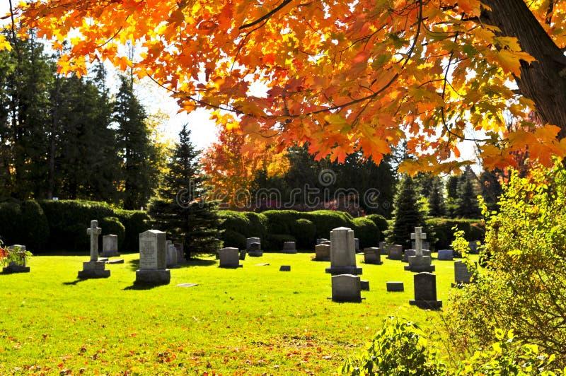 cmentarzy nagrobki zdjęcia royalty free