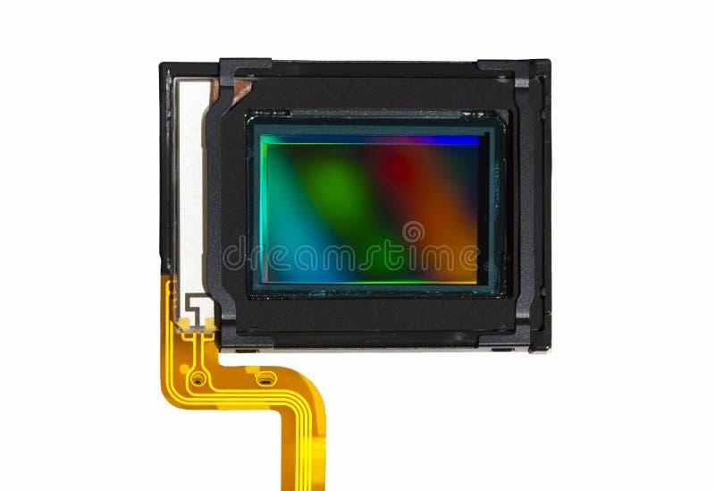 CMOS czujnik fotografia stock