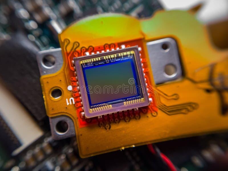 CMOS sensor stock afbeeldingen
