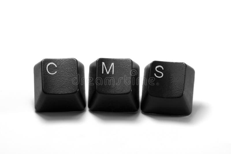 CMS stockbild