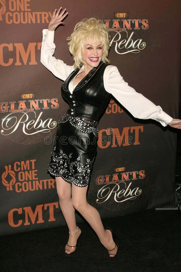Dolly Parton 免版税库存照片