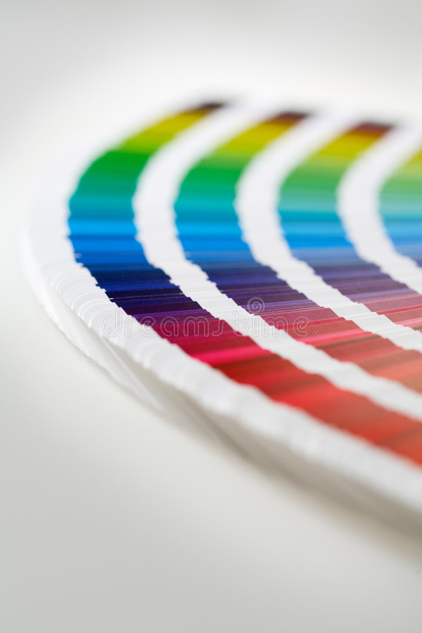 cmykfärger arkivfoton