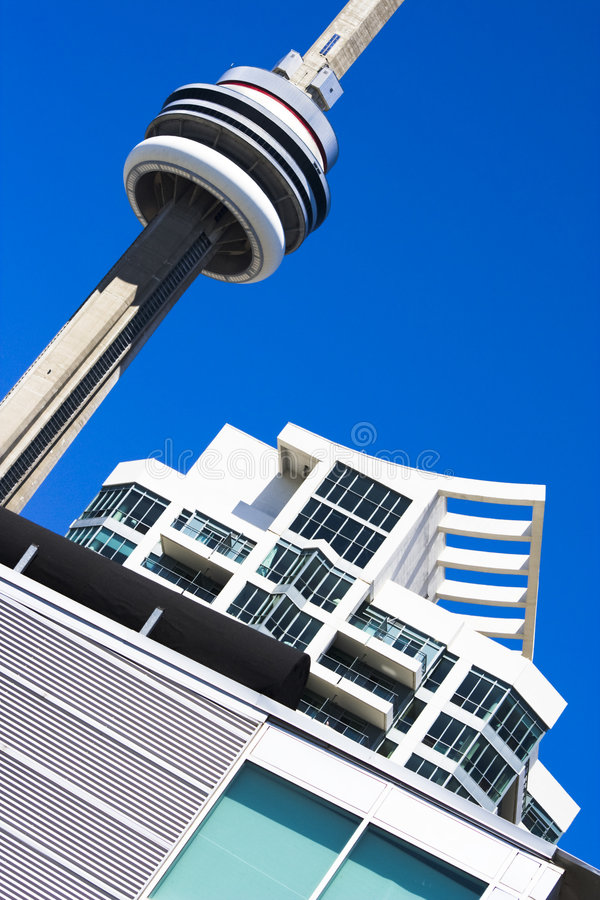 CN Tower royalty free stock images