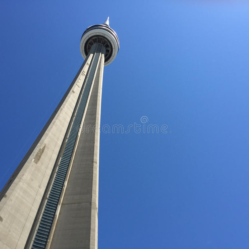 CN Tower stock images