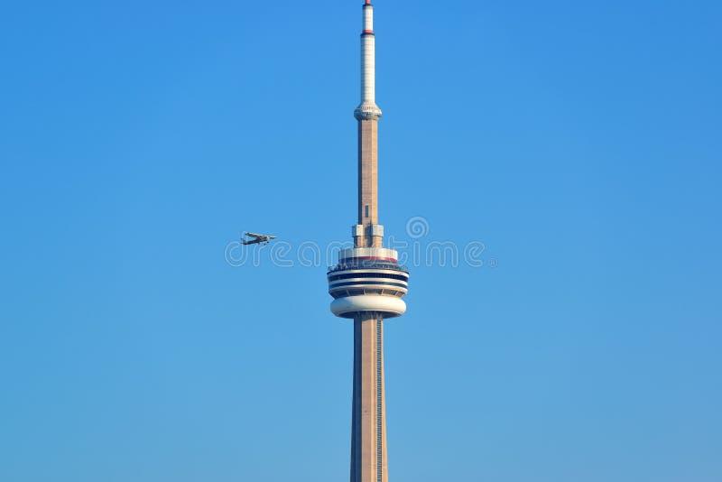 CN Tower Toronto royalty free stock photos