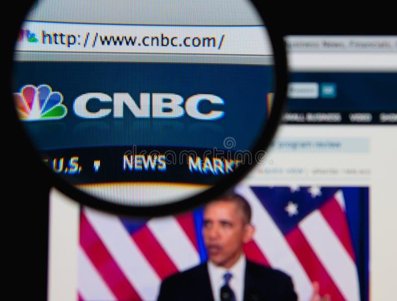CNBC fotos de stock royalty free