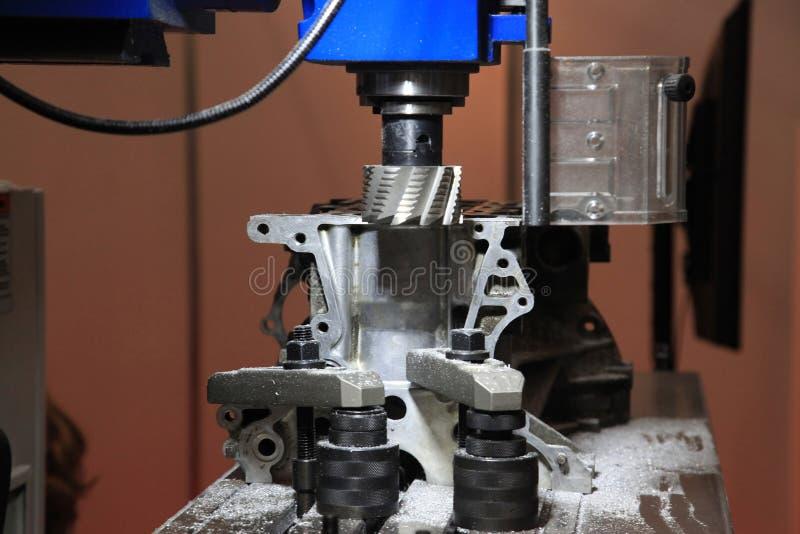 CNC机器 库存照片
