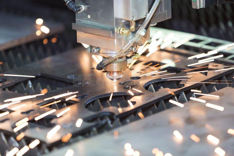 CNC blad van het gas het scherpe metaal stock foto's