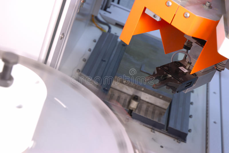 Download CNC machine stock photo. Image of technology, tooling - 9470040