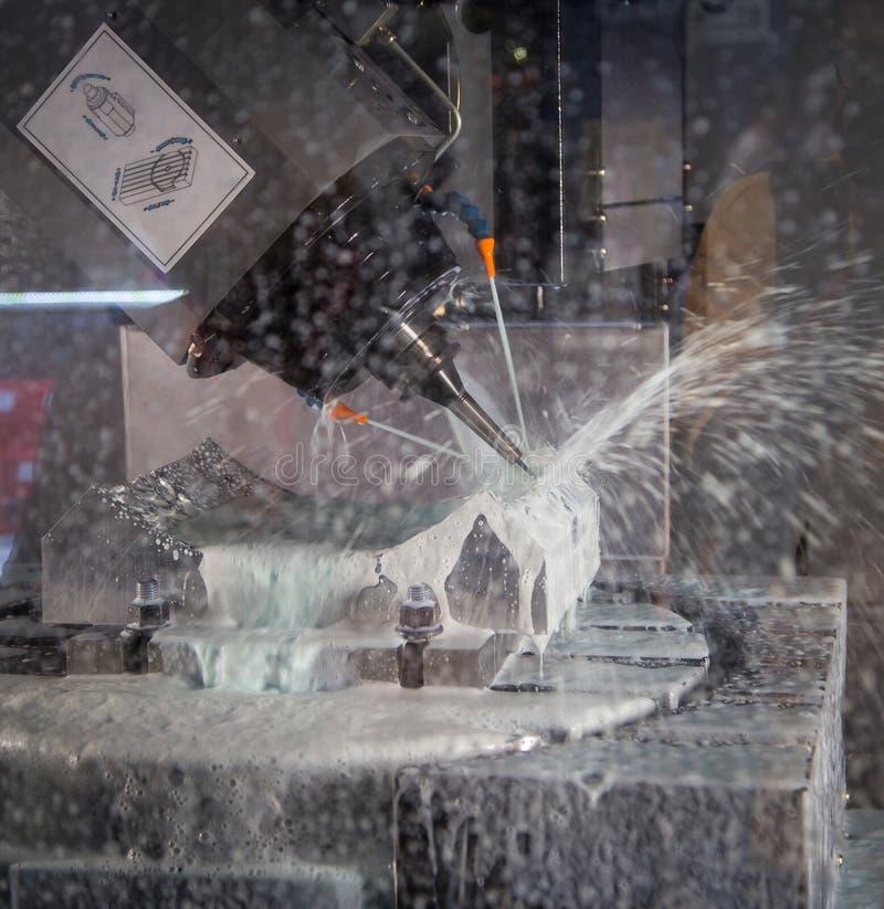 CNC malenmachine royalty-vrije stock fotografie