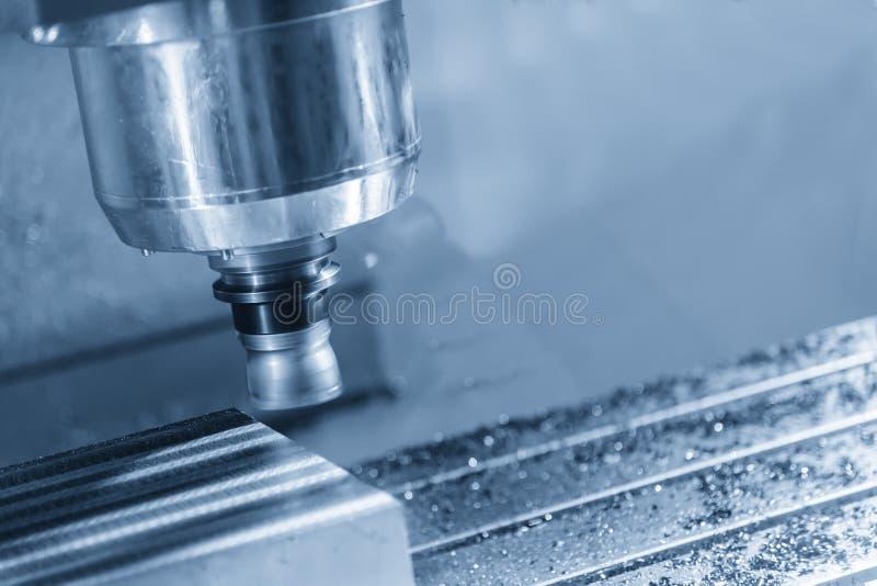 CNC mielenia maszyna zdjęcie stock
