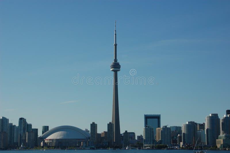 CNT in Toronto lizenzfreies stockfoto