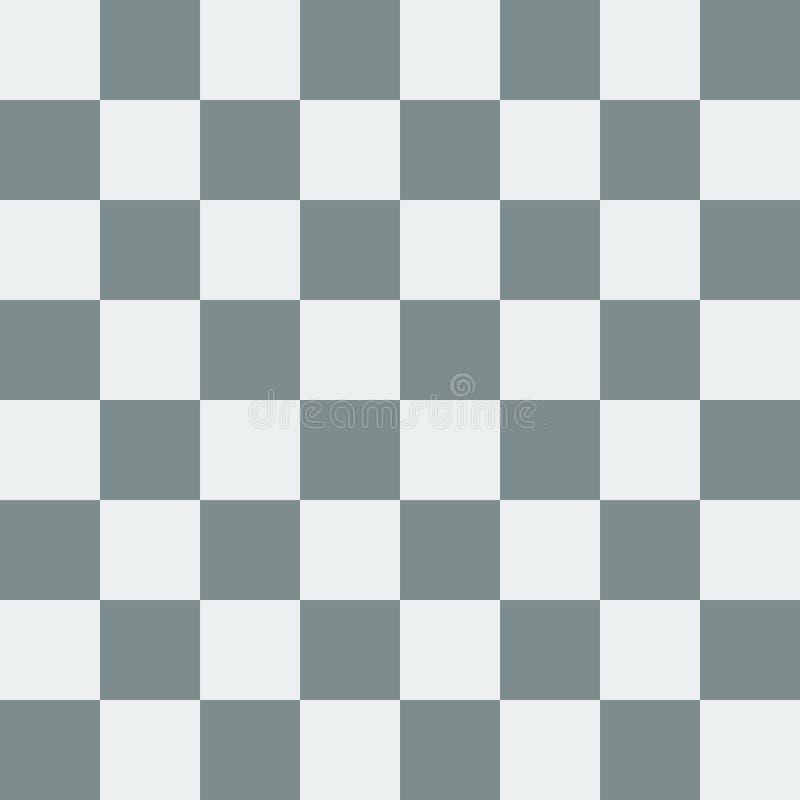 Современная иллюстрация вектора дизайна предпосылки шахматной доски EPS10 иллюстрация штока