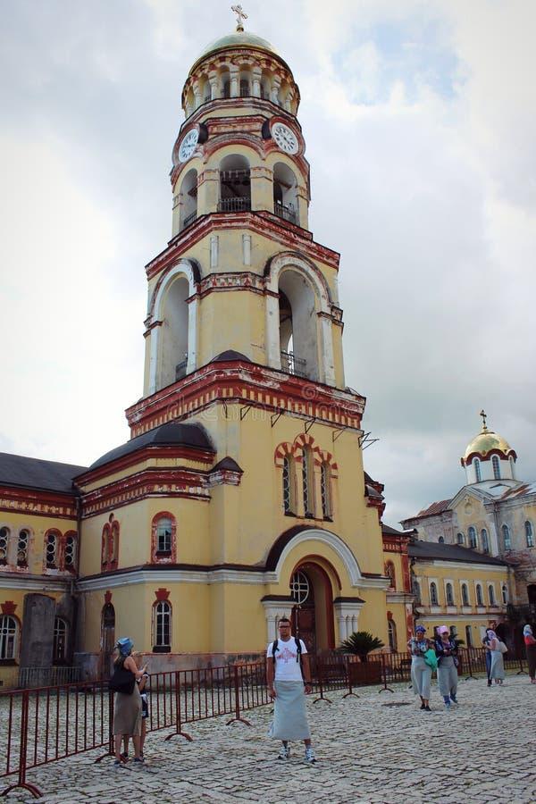 Сочи Абхазия stock image
