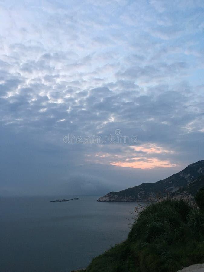 Coś o Dong Ji wyspach obrazy stock