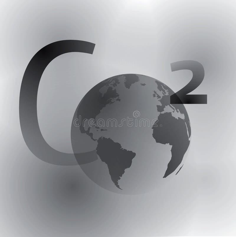 CO2 fotografie stock libere da diritti