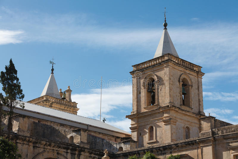 A Co-Catedral de St John imagem de stock royalty free