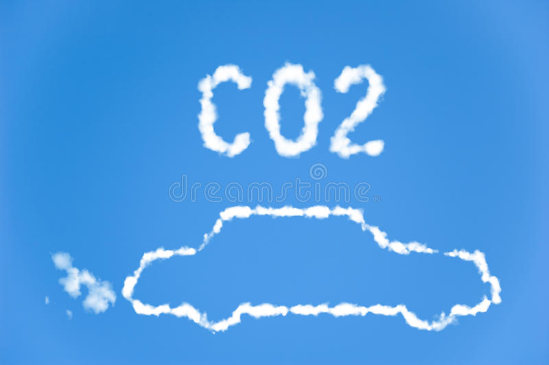 Download CO2 Car Emissions Royalty Free Stock Images - Image: 13439979