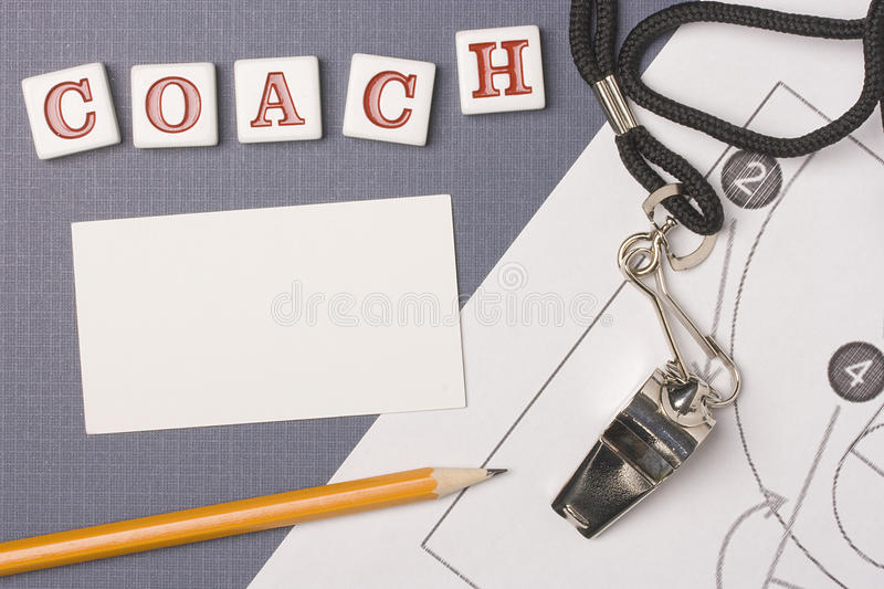 Coach Stock Photography