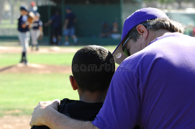 Coach Consoles Player stock photos