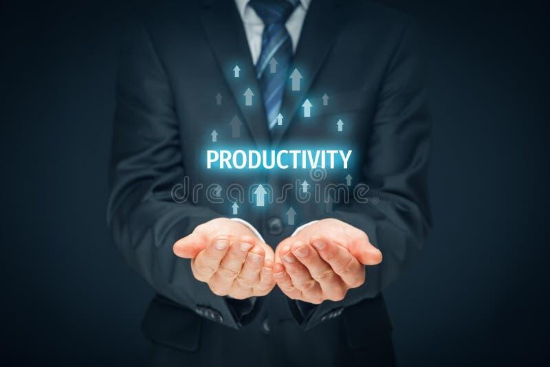 Coach motiveert tot productiviteitsverbetering stock foto