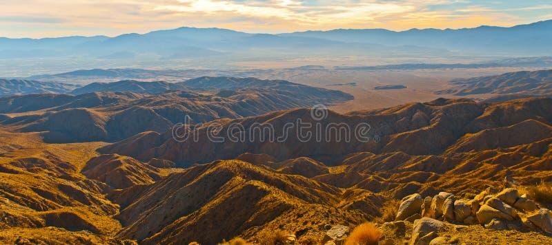 Coachella Valley fotos de archivo
