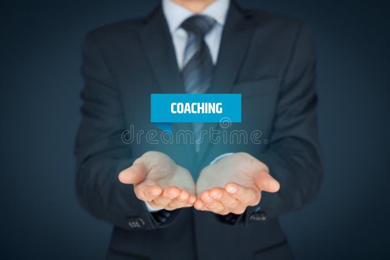 coaching royalty-vrije stock foto's