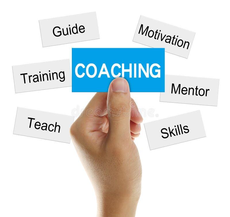 Coaching stock photos