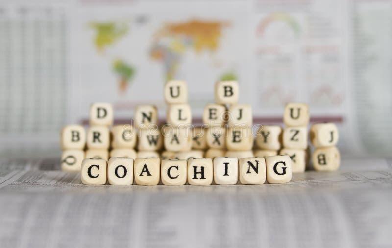 coachning fotografering för bildbyråer
