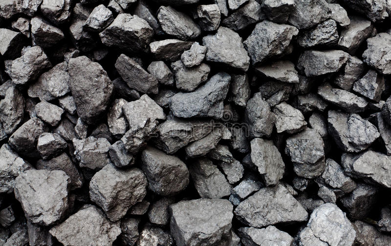 Download Coal stock image. Image of exaustable, burning, miner - 26459179