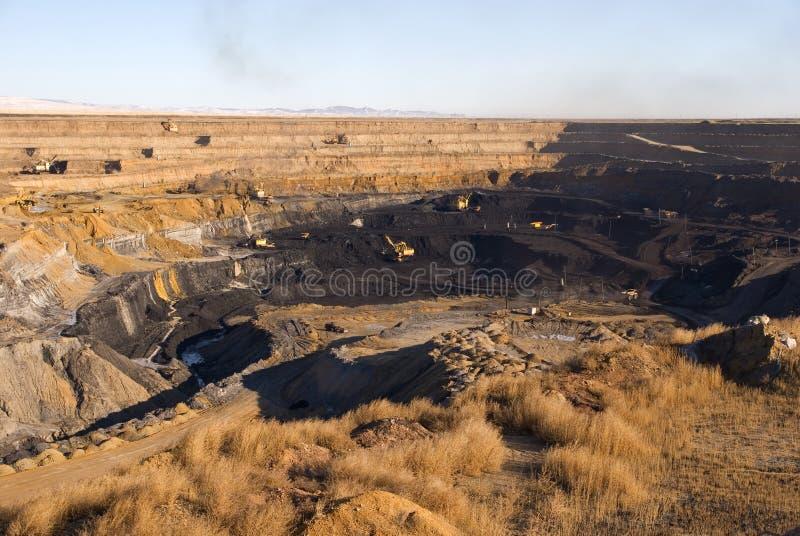 Download Coal mine stock image. Image of scoop, damage, coal, industrial - 8486021