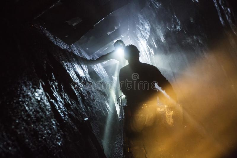 Download Coal mine editorial stock image. Image of escape, business - 102642639
