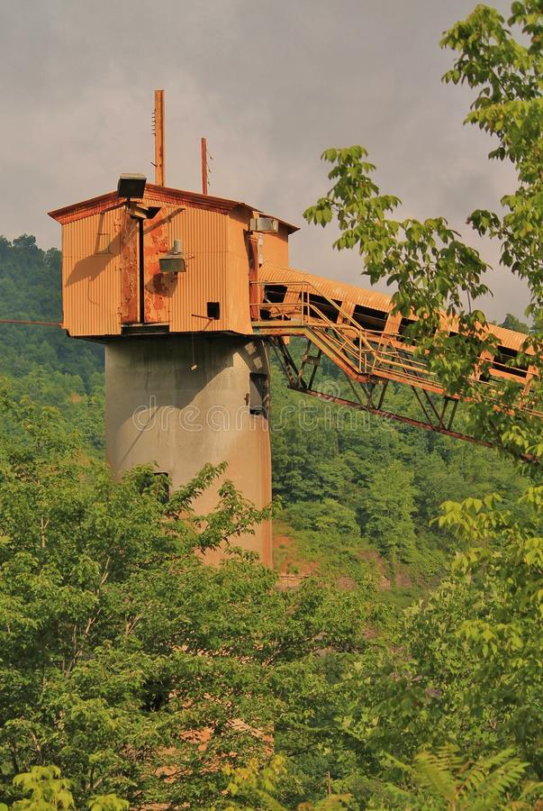 Coal Tipple stock photos